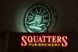 Squatters Pub Brewery, Night