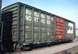 BN 332165, Pullman-Standard boxcar