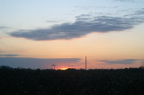 Sunset coolness