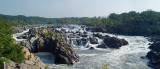 Great Falls of the Potomac River - panorama