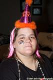 Poker Night / Debbie's birthday