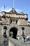 Edinburgh Castle Gate 3992