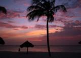 Beautiful Aruba Sunset
