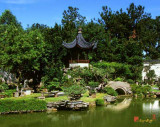 Bonsai Garden and Gazebo (19L)