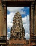 Wat Ratchaburana วัดราชบูรฌะ