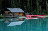 Canoe rental Lake Louise