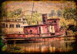 Rusted Tug