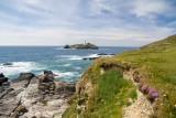 IMG_2771.jpg Godrevy Lighthouse (1857) - Godrevy Point, Gwithian - © A Santillo 2010
