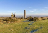 IMG_2872-Edit.jpg Wheal Jenkins Stamps engine house & stack - Caradon Hill, Minions, Bodmin Moor - © A Santillo 2011
