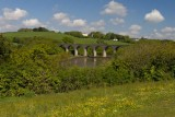 IMG_4280.jpg Forder Viaduct and Trematon Castle from Marsh Coombe - Wearde, Saltash - © A Santillo 2013