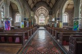 IMG_4553.jpg St Andrews Church interior - Buckland Monachorum, Dartmoor - © A Santillo 2013