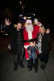 Lincoln Village Santa Parade 12 15 16