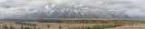 Grand Teton range (13 shot pano)