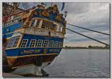 The Sailship Götheborg