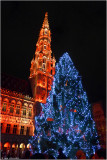 The Town Hall at the Grand Place