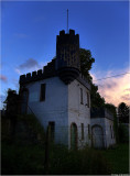 Ons goeie oude Scoutslokaal, onze 'Burcht'