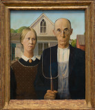 Grant Wood - Chicago Art Institute