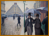 Gustave Caillebotte - Chicago Art Institute