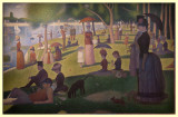 Georges-Pierre Seurat - Chicago Art Institute