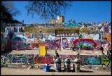 Graffiti Park at Castle Hills - Austin