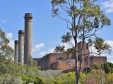 Wangi Wangi disused Power Station