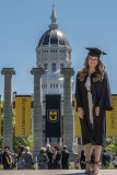 Becca's Graduation from Mizzou