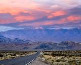towards Nevada
