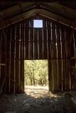 Hurd Barn inside