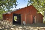 Hurd Barn open doors