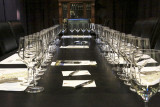 Matanzas Wine Tasting Table