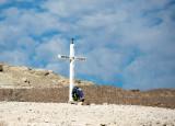 Roadside Cross Shoshone