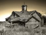Old Spooky Barn