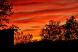 Goffs Sunset