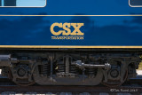 CSX Business Cars