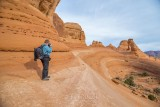 1DX68552 - Delicate Arch