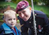 Band of the Parachute Regiment 13 Sept 2015