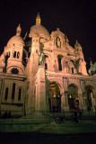 Night at Sacre Coeur