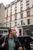 Chris from Paris Walks discusses Hemingway location