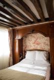 My charming hotel room
