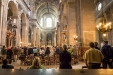 Mass at St. Sulpice - I am not catholic, but wanted to hear the music