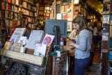 Inside Shakespeare and Co.