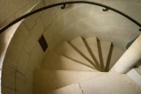 Climbed many stairs like these