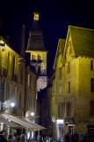 Sarlat at night