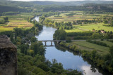 The Dordogne River from Domme