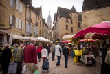 Market day - Sarlat