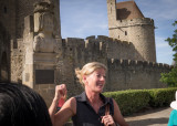 Guide explains history of Carcassonne