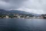 boat ride to Villefranche