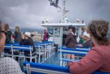 Boat ride in Nice