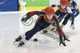 Compétition patinage vitesse interrégionale   Rivière du Loup 2014