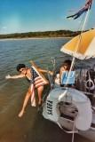 Lib & Me Texoma Days 1980s